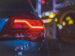 uitgelichte afbeelding: autolicht